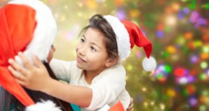 Single New jersey parent during a holiday divorce