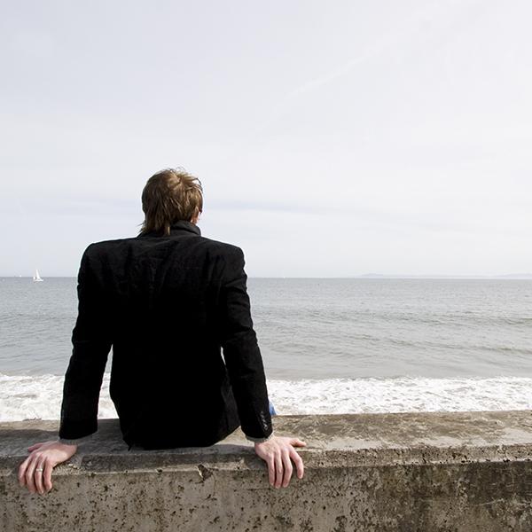 Testimonial Man Alone