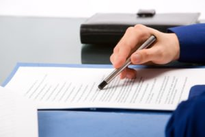 Nullifying a will