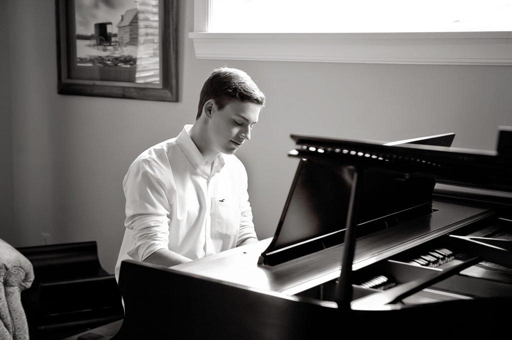 Brad Micklin- Scholarship winner